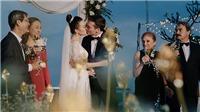 Đám cưới MC Hoàng Oanh và chồng Tây đẹp như cổ tích, cô dâu chú rể khiêu vũ đến gãy gót giày