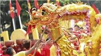 Liên hoan múa Rồng tại không gian đi bộ hồ Hoàn Kiếm chào mừng Kỷ niệm 1010 năm Thăng Long – Hà Nội