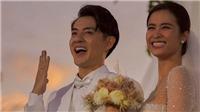 Ông Cao Thắng cảm ơn Đông Nhi 'vì để anh trở thành chồng, chăm sóc cho con của chúng ta'