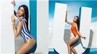 Top 45 Hoa hậu Hoàn vũ Việt Nam 'đốt' mắt với trang phục bikini nóng bỏng