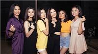 Hoa hậu Hoàn vũ Việt Nam 2019: Top 45 mặc gợi cảm tập luyện cho đêm Bán kết
