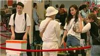 Đông Nhi - Ông Cao Thắng vội vã ra sân bay đi Phú Quốc chuẩn bị lễ cưới