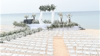 Không gian tiệc cưới lãng mạn, xa hoa của Đông Nhi - Ông Cao Thắng