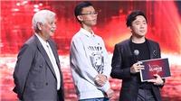 Siêu trí tuệ Việt Nam: Lại Văn Sâm, Trấn Thành cúi mình ngưỡng mộ 'thần đồng' Sử học 14 tuổi