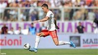 Kết quả bóng đá Fiorentina 0-0 Juventus: Cristiano Ronaldo mờ nhạt