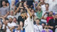 Real Madrid 3-2 Levante: Eden Hazard ra mắt, Real Madrid giành trọn 3 điểm