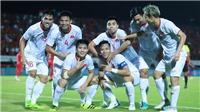 KẾT QUẢ BÓNG ĐÁ Indonesia 1-3 Việt Nam: Chiến thắng dễ dàng cho thầy trò HLV Park Hang Seo