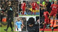 Liverpool 3-1 Man City: Chiến thắng đầy tranh cãi trên Anfield