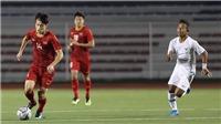 VTV6 trực tiếp bóng đá hôm nay: U22 Thái Lan vs Singapore, Việt Nam vs Indonesia