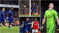Arsenal 1-2 Chelsea: Tammy Abraham tỏa sáng, Chelsea ngược dòng kịch tính
