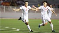 VTV6 trực tiếp bóng đá: U22 Lào vs Thái Lan, Việt Nam vs Singapore - SEA Games 2019
