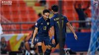 U23 Thái Lan 1-1 U23 Iraq: U23 Thái Lan giành vé vào tứ kết U23 châu Á 2020