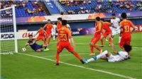 Xem bóng đá TRỰC TIẾP VTV5: U23 Trung Quốc đấu với U23 Iran. Trực tiếp VTV6