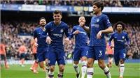 Chelsea 4-0 Everton: Willian, Pedro rực sáng, Chelsea thắng đậm