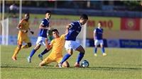 Kết quả bóng đá hôm nay. Viettel 0-2 Thanh Hóa. Bảng xếp hạng V-League sau vòng 6
