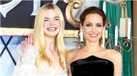 Angelia Jolie 'hồi sắc' trong hậu trường 'Maleficent 2'
