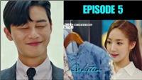 Xem 'Thư ký Kim' tập 5: Lee-Kim háo hức hẹn hò, nam phụ xuất hiện phá đám