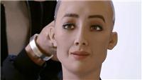 VIDEO: Robot Sophia có thể làm nhiều điều đáng kinh ngạc