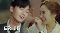 Xem 'Thư ký Kim' tập 15: Kim mang bầu, lo lắng vì Lee chưa sẵn sàng làm bố?