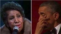 Cựu Tổng thống Barack Obama tiếc thương Nữ hoàng nhạc soul Aretha Franklin