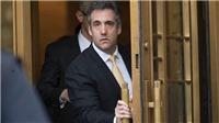 VIDEO: Cựu luật sư riêng của Tổng thống Mỹ nhận 8 tội danh