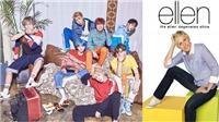 Đón xem BTS tái xuất trên 'The Ellen Show'