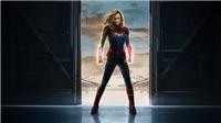 Trailer 'Captain Marvel' đầu tiên: Brie Larson dùng siêu năng lực đấm thẳng mặt... cụ già