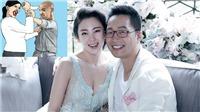 'Mỹ nhân ngư' Trương Vũ Kỳ dùng dao đâm chồng rồi tuyên bố ly hôn?