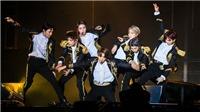 Giải Âm nhạc Mỹ (AMAs): Video BTS cảm ơn fan vì giải Nghệ sĩ được yêu thích trên mạng xã hội