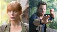 Cùng đóng chính 'Thế giới khủng long', Bryce Dallas Howard nhận ít hơn Chris Pratt tới 70 tỷ
