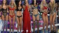 Victoria's Secret Fashion Show 2018: Ngắm dàn thiên thần khoe dáng trên đường băng