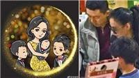 Rộ tin bố bé trai Trương Bá Chi vừa sinh là 'chú' của Tạ Đình Phong