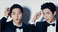 Người tình màn ảnh và ngoài đời của Song Hye Kyo 'rủ nhau' dẫn show MAMA