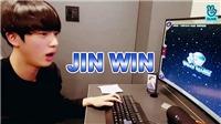 Jin (BTS) phản ứng 'cứng' khi đang chơi game cùng fan mà gặp dân mạng chửi thề