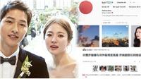 Sự thật tin đồn cặp đôi đẹp Song Hye Kyo và Song Jong Ki đã 'đường ai nấy đi'