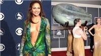 Nhìn lại những hình ảnh gây sốc nhất lịch sử Grammy: váy cổ sâu tới rốn, chui ra từ trứng khổng lồ...: