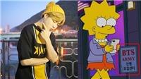 Fan thích thú phát hiện BTS xuất hiện trong phim 'The Simpsons' nổi tiếng của Mỹ