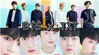 BTS nói gì với TXT nhân ngày ra mắt (debut)?