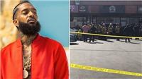 Rapper Mỹ Nipsey Hussle bị bắn chết: Nghi có liên quan xã hội đen