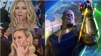 Ra mắt 'Avengers: Endgame': 'Góa phụ đen' và 'Captain Marvel' gây náo loạn với đá vô cực