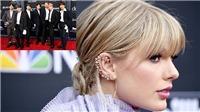 Taylor Swift yêu kiều, BTS lịch lãm cùng dàn sao 'khủng' đổ bộ thảm đỏ Billboard 2019
