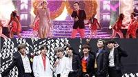VIDEO: Chung kết 'The Voice' Mỹ 'lu mờ' vì Taylor Swift và BTS mang hit tới biểu diễn