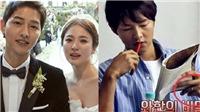 Song Joong Ki đeo nhẫn cưới, fan vẫn không tin nhà Song - Song đang hạnh phúc