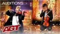 VIDEO Got Talent Mỹ: Màn diễn của cậu bé ung thư khiến Simon Cowell dùng 'nút vàng' duy nhất đặc cách