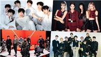 BTS, Blackpink, EXO đồng loạt có tên trong danh sách đề cử Teen Choice Awards 2019