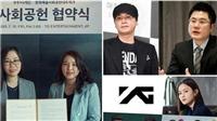 YG chính thức bổ nhiệm 'nữ cường nhân' này giữ chức CEO