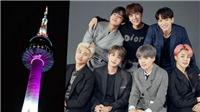 Hàng loạt địa danh nổi tiếng nhất Seoul được 'nhuộm' tím vì BTS