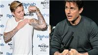 Justin Bieber bất ngờ lên tiếng thách đấu Tom Cruise trên võ đài