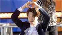 Jimin BTS khiến fan cười lăn khi đăng ảnh... để ria mép