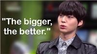 Chồng trẻ của Goo Hye Sun gây sốc với phát ngôn vòng 1 'càng to càng tốt'